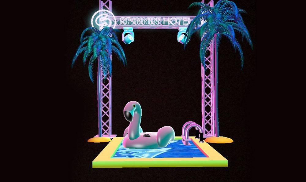 Spinnin' creates Miami snapchat lens + gives away ticket