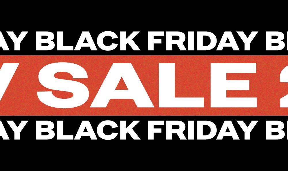 Up to 70% off on Spinnin' merchandise this Friday in our Black Friday sale