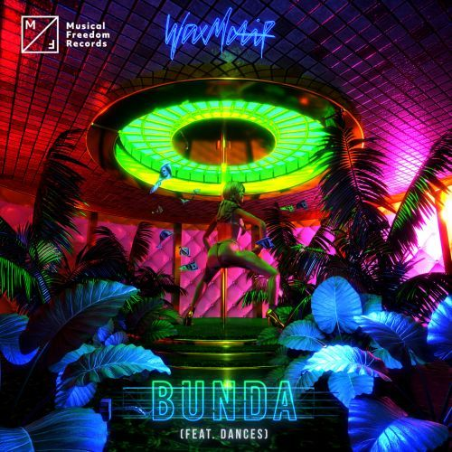 Bunda (feat. Dances With White Girls)